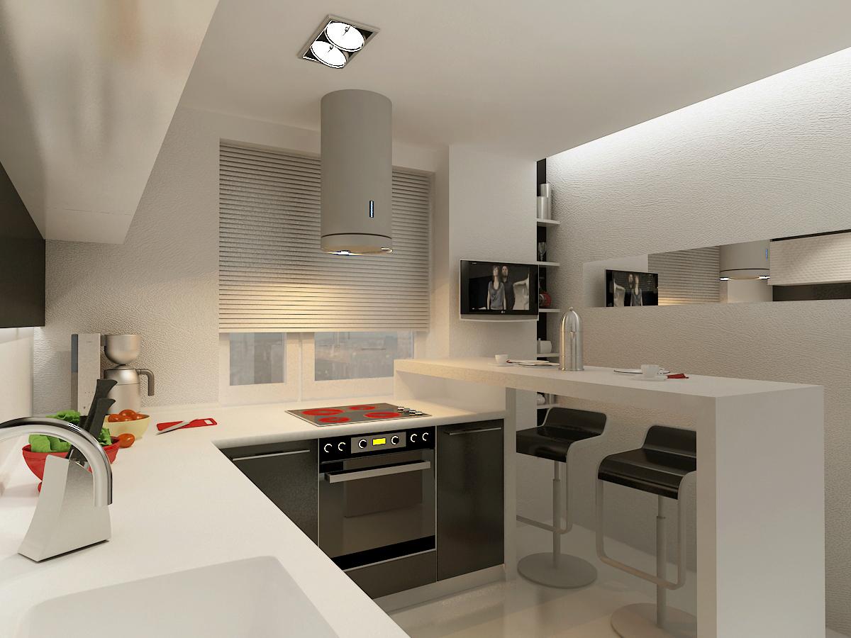 Дизайн кухни 9 кв м проекты